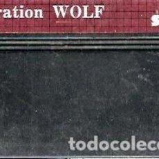 Videojuegos y Consolas: JUEGO MASTER SYSTEM OPERATION WOLF - SOLO CARTUCHO. Lote 243437325