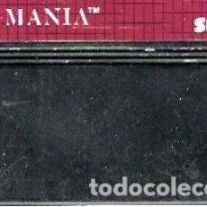 Videojuegos y Consolas: JUEGO MASTER SYSTEM TAZMANIA - SOLO CARTUCHO. Lote 243438180
