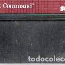 Videojuegos y Consolas: JUEGO MASTER SYSTEM SECRET COMMAND - SOLO CARTUCHO. Lote 243440985