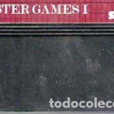 Videojuegos y Consolas: JUEGO MASTER SYSTEM MASTER GAMES I - SOLO CARTUCHO. Lote 243442175