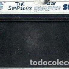 Videojuegos y Consolas: JUEGO MASTER SYSTEM THE SIMPSON - SOLO CARTUCHO. Lote 243443035