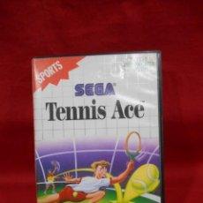 Videojuegos y Consolas: JUEGO DE SEGA MASTER SYSTEM - TENNIS ACE -. Lote 243521260