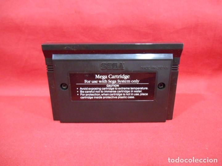 Videojuegos y Consolas: JUEGO DE SEGA MASTER SYSTEM - TENNIS ACE - - Foto 5 - 243521260