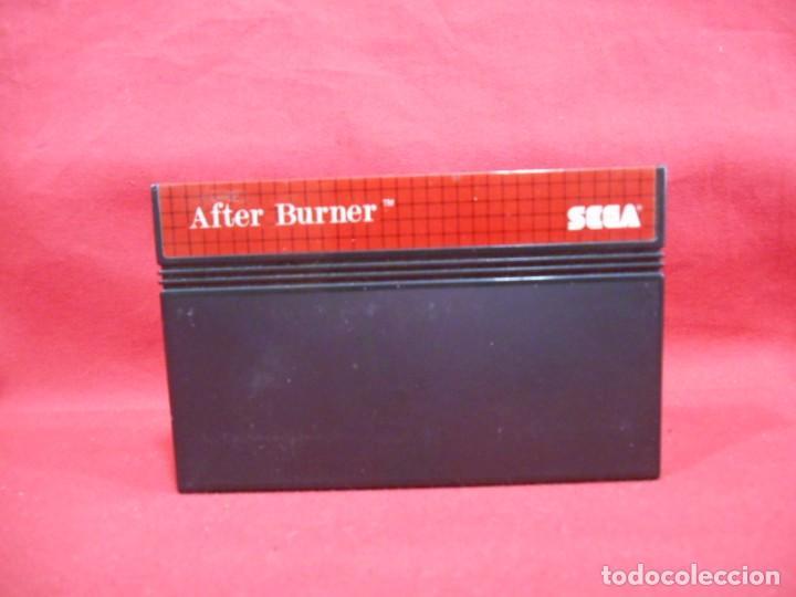 JUEGO DE SEGA MASTER SYSTEM - AFTER BURNER - (Juguetes - Videojuegos y Consolas - Sega - Master System)