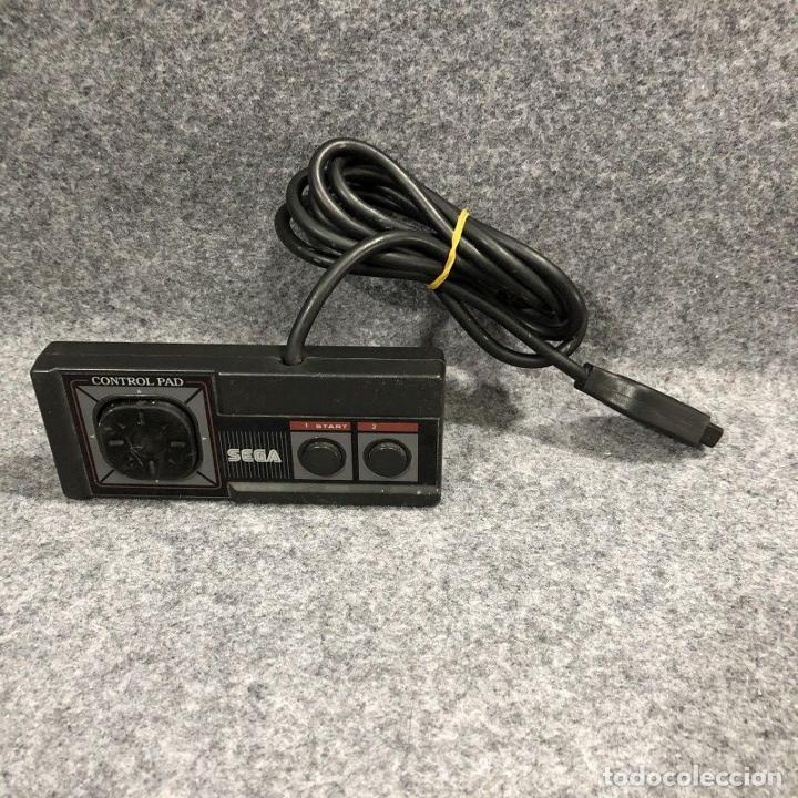 CONTROL PAD CRUCETA NUEVA SEGA MASTER SYSTEM (Juguetes - Videojuegos y Consolas - Sega - Master System)