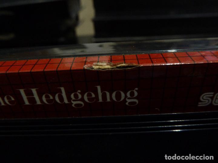 Videojuegos y Consolas: JUEGO DE MASTER SYSTEM SONIC THE HEDGEHOG - Foto 8 - 244704330
