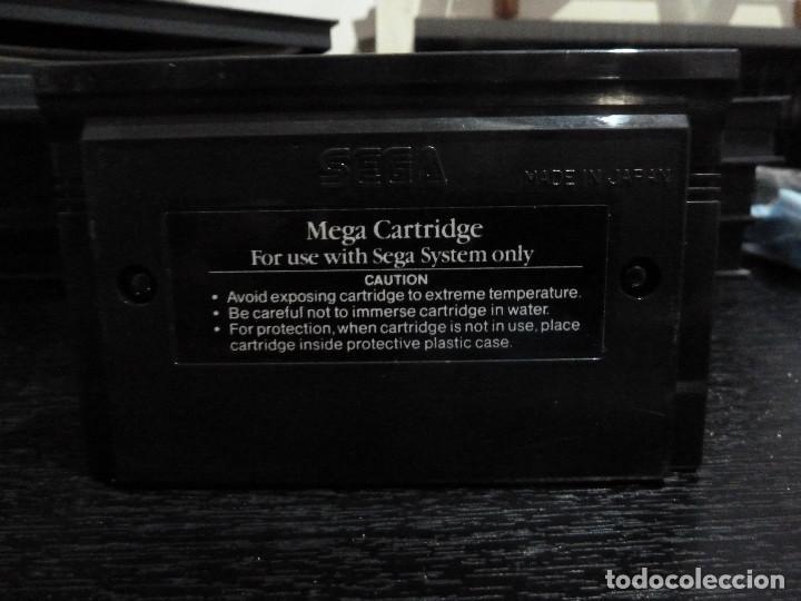 Videojuegos y Consolas: JUEGO DE MASTER SYSTEM SONIC THE HEDGEHOG - Foto 9 - 244704330