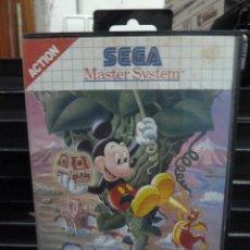 Videojuegos y Consolas: JUEGO DE MASTER SYSTEM LAND OF ILLUSION. Lote 244946150