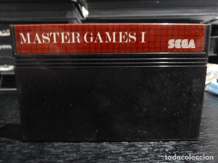 Videojuegos y Consolas: MASTER SYSTEM MASTER GAMES 1 - Foto 8 - 244948140
