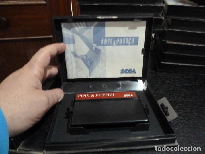 Videojuegos y Consolas: JUEGO DE MASTER SYSTEM PUTT & PUTTER - Foto 6 - 265182574