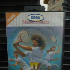 Videojuegos y Consolas: MASTER SYSTEM WIMBLEDON. Lote 244948800