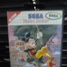 Videojuegos y Consolas: JUEGO DE MASTER SYSTEM LAND OF ILLUSION. Lote 244950070