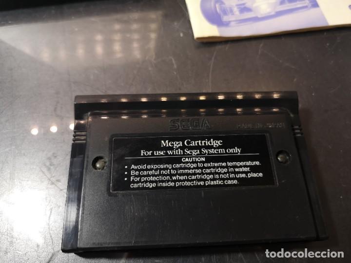 Videojuegos y Consolas: juego sega súper Monaco gp sega master system - Foto 4 - 245097995