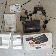 Videojuegos y Consolas: CONSOLA SEGA MASTER SYSTEM II 2 CON CAJA Y CABLES. Lote 246270760
