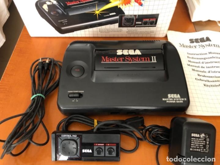 SEGA MASTER SYSTEM 2 (Juguetes - Videojuegos y Consolas - Sega - Master System)