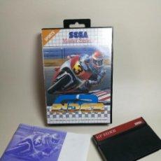 Jeux Vidéo et Consoles: JUEGO SEGA - GP RIDER - MASTER SYSTEM I Y II. Lote 251843890