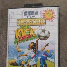 Videojuegos y Consolas: SEGA FROM U.S.GOLD SUPER KICK OFF. Lote 254942600