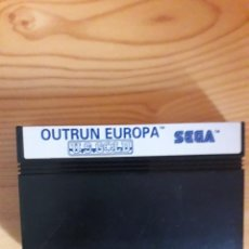 Videojuegos y Consolas: OUT RUN MASTERS SYSTEM 2. Lote 255480365