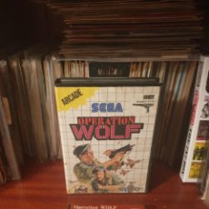 Videojuegos y Consolas: OPERATION WOLF / MASTER SYSTEM. Lote 255547465