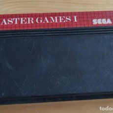 Videojuegos y Consolas: JUEGO DE CONSOLA SEGA MASTER SYSTEM , MASTER GAMES I , SOLO CARTUCHO. Lote 257722480