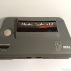Videogiochi e Consoli: SEGA MASTER SYSTEM 3 COMPACT. Lote 260381725
