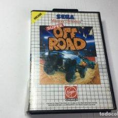 Videojuegos y Consolas: JUEGO MASTER SYSTEM SUPER OFF ROAD. Lote 260749805