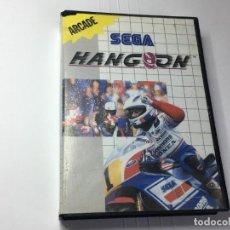 Videojuegos y Consolas: JUEGO MASTER SYSTEM HANG ON. Lote 260750695