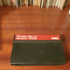 Videojuegos y Consolas: WONDER BOY IN MONSTER WORLD / MASTER SYSTEM. Lote 262250370