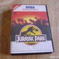 Videojuegos y Consolas: SEGA MASTER SYSTEM. JURASSIC PARK.. Lote 262445385