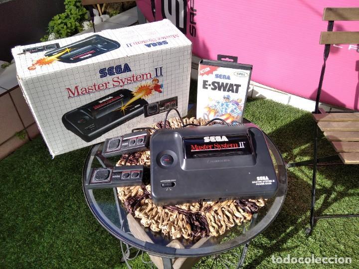 Videojuegos y Consolas: MASTER SYSTEM II 2 de SEGA y juegos sueltos - Foto 4 - 262529625