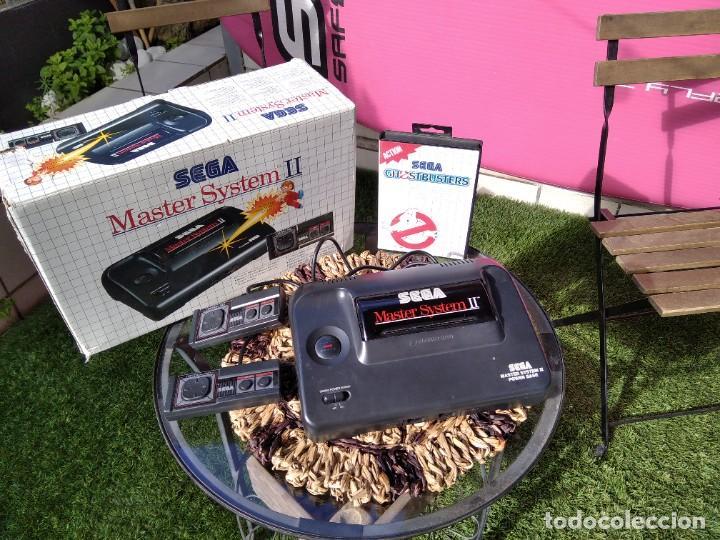 Videojuegos y Consolas: MASTER SYSTEM II 2 de SEGA y juegos sueltos - Foto 5 - 262529625