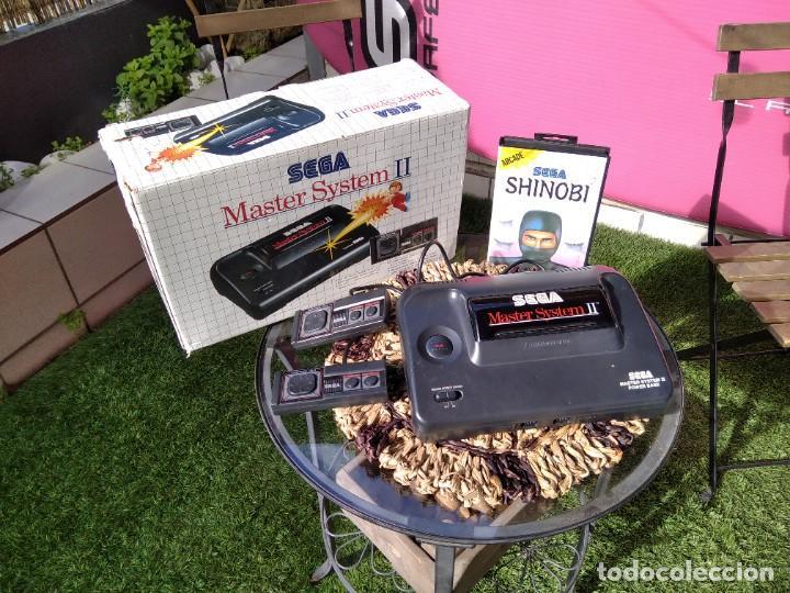 Videojuegos y Consolas: MASTER SYSTEM II 2 de SEGA y juegos sueltos - Foto 6 - 262529625