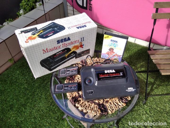 Videojuegos y Consolas: MASTER SYSTEM II 2 de SEGA y juegos sueltos - Foto 7 - 262529625