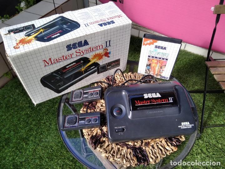 Videojuegos y Consolas: MASTER SYSTEM II 2 de SEGA y juegos sueltos - Foto 8 - 262529625