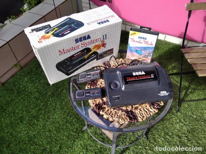 Videojuegos y Consolas: MASTER SYSTEM II 2 de SEGA y juegos sueltos - Foto 9 - 262529625