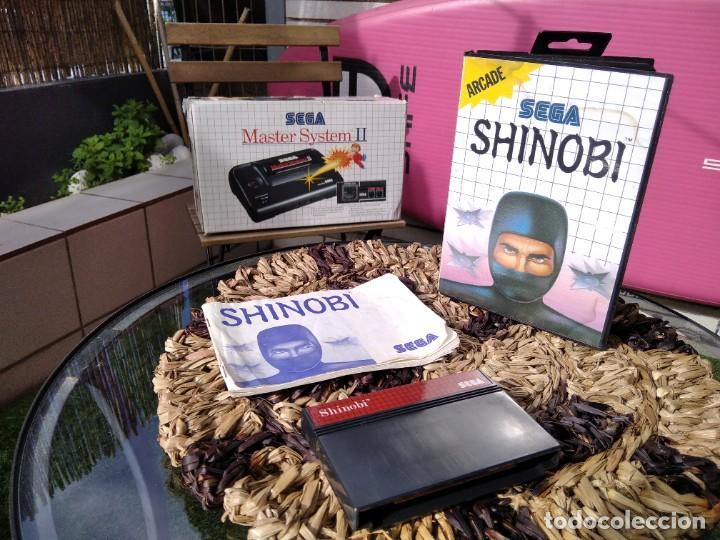 Videojuegos y Consolas: MASTER SYSTEM II 2 de SEGA y juegos sueltos - Foto 14 - 262529625