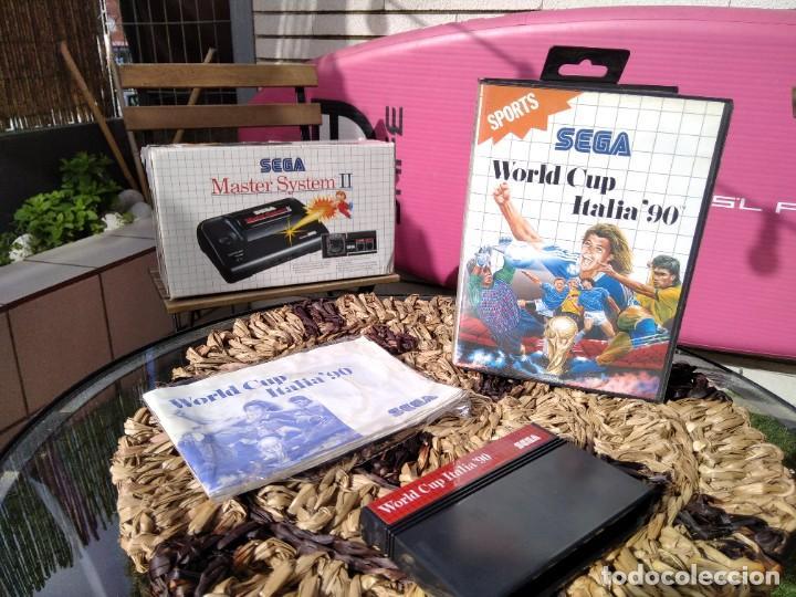 Videojuegos y Consolas: MASTER SYSTEM II 2 de SEGA y juegos sueltos - Foto 17 - 262529625