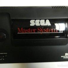 Videojuegos y Consolas: CONSOLA SEGA MASTER SISTEM 2 +MANDO , CABLES Y JUEGO SONIC THE HEDGEHOG. Lote 262767990