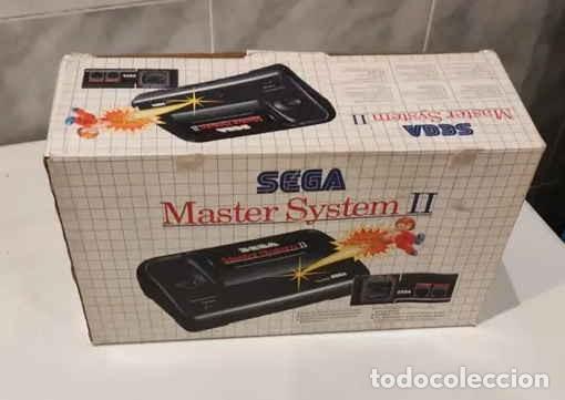 SEGA MASTER SYSTEM II (Juguetes - Videojuegos y Consolas - Sega - Master System)