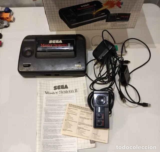 Videojuegos y Consolas: Sega Master System II - Foto 3 - 263092295