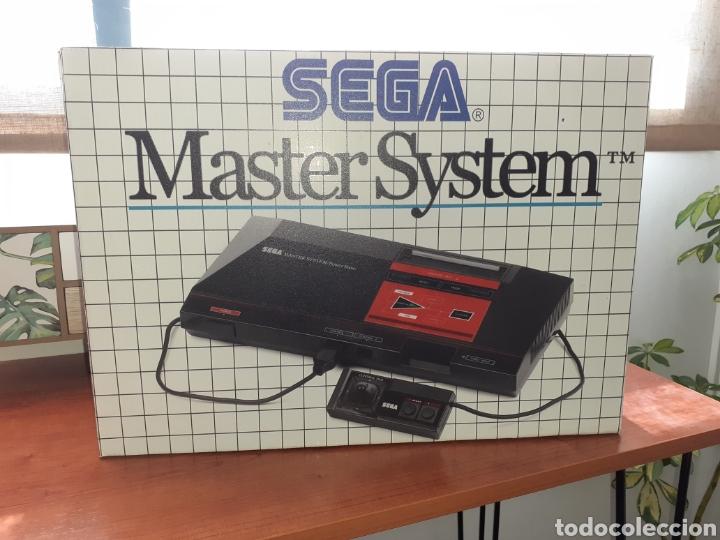 CAJA REEMPLAZO MASTER SYSTEM 1 (Juguetes - Videojuegos y Consolas - Sega - Master System)