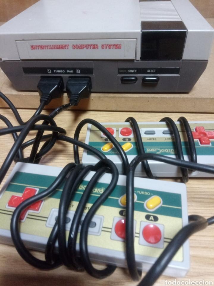 CONSOLA COMPUTER SISTEM (Juguetes - Videojuegos y Consolas - Sega - Master System)