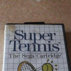 Videojuegos y Consolas: SUPER TENNIS MASTER SYSTEM. Lote 266999039