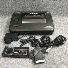 Videojuegos y Consolas: CONSOLA SEGA MASTER SYSTEM II MOD RGB+50/60HZ+LED+MANDO+AC. Lote 269685523