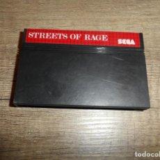Videojuegos y Consolas: SEGA MASTER SYSTEM STREETS OF RAGE PAL. Lote 271644298