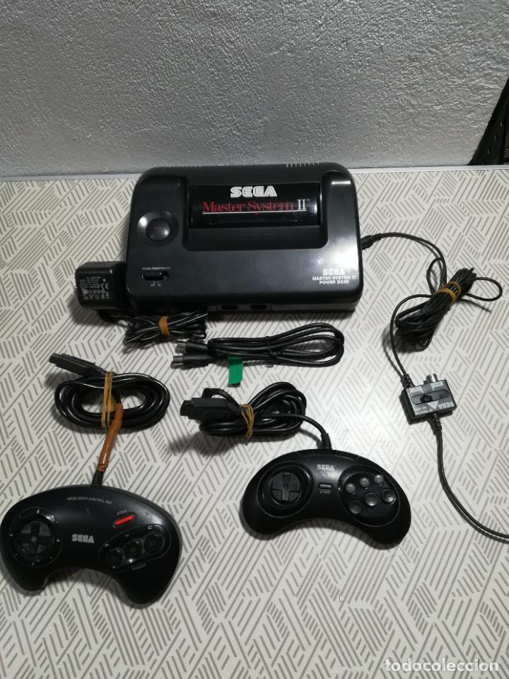 CONSOLA SEGA (Juguetes - Videojuegos y Consolas - Sega - Master System)