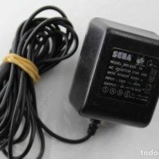 Videojuegos y Consolas: SEGA MASTER SYSTEM I 1 POWER SUPPLY OFICIAL TRANSFORMADOR FUNCIONANDO. Lote 272737143