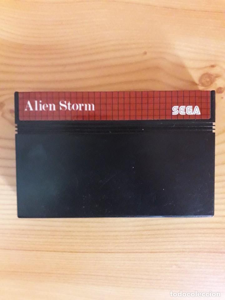 JUEGO ALIEN STORM (Juguetes - Videojuegos y Consolas - Sega - Master System)