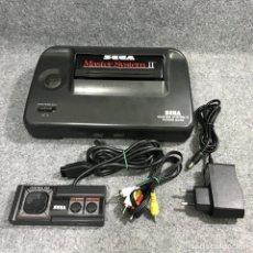 Videojuegos y Consolas: CONSOLA SEGA MASTER SYSTEM II+MOD LED+AV+ HZ+PAD+AV+AC. Lote 276176773