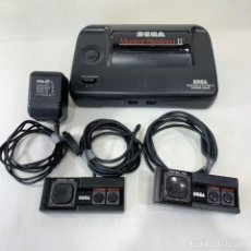 Videojuegos y Consolas: CONSOLA SEGA MASTER SYSTEM II + 2 MANDOS + CABLE DE ENERGÍA. Lote 276252838